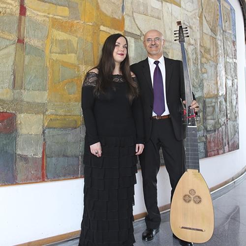 Irene Román & Aníbal Soriano