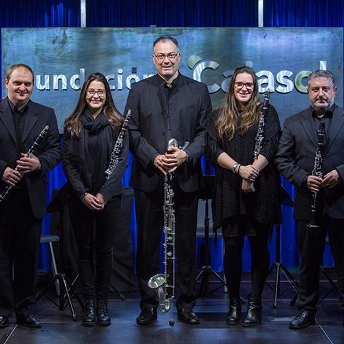 Quinteto de Clarinetes `Camerata Recital´