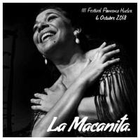 La Macanita en IIIFestival Flamenco De Huelva