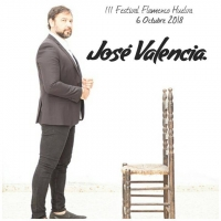José Valencia en III Festival Flamenco De Huelva 6/10/18